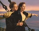 Couple en haute mer