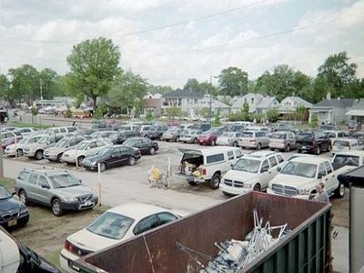 Derby parking
